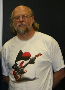 James Gosling (* 19. Mai 1955 in Calgary, Alberta) ist einer der Urväter der objektorientierten und plattformunabhängigen Programmiersprache Java. Er erfand außerdem das Fenstersystem NeWS sowie den Gosling Emacs und war einer der Entwickler des Mikrocomputers Star Seven.