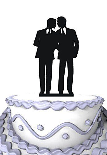 17 best ideas about Gay Wedding Cakes on Pinterest Crazy wedding