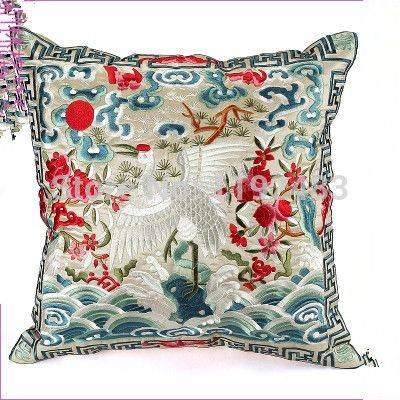 Cheap decorative toss pillows, Buy Quality pillow toy directly from China decorative luxury pillows Suppliers:  Chinese Traditional craft gift decoration, cushion   cushion, cojines, pillow, almofada, almofadas decorativas, de