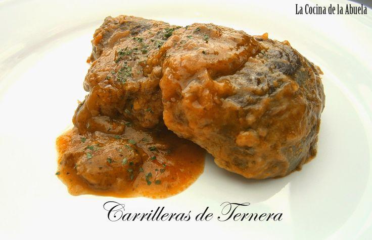 La Cocina de la Abuela: Carrilleras de Ternera.