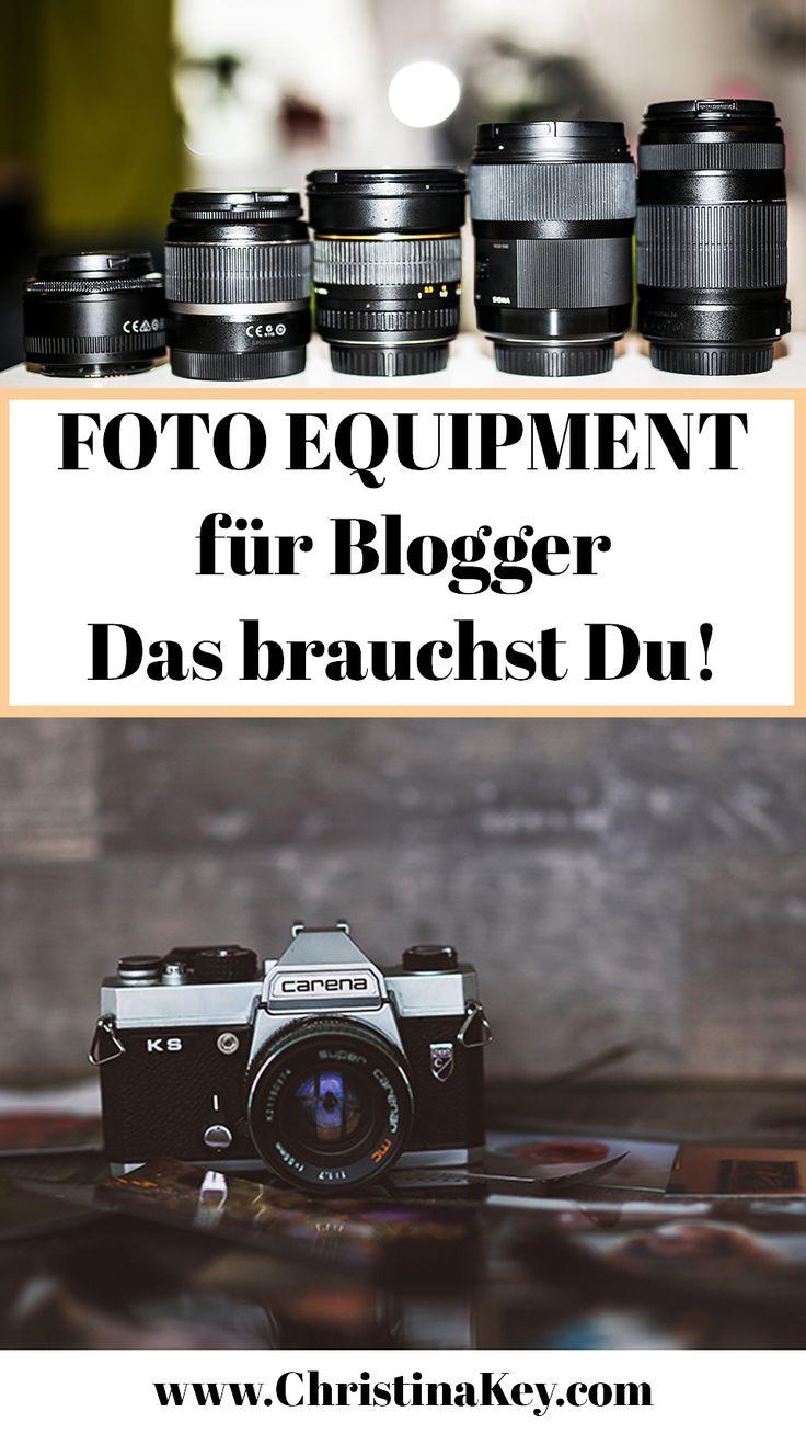 Fotografie Tipps: Foto Equipment für Blogger - Das brauchst Du wirklich! Ich gebe Dir zusätzlich tolle Low Budget Foto Tipps - jetzt reinschauen! // Jetzt weitere Fotografie- und Blogger Tipps auf CHRISTINA KEY entdecken - dem Fotografie-, Lifestyle-, Rezepte- und Mode Blog aus Berlin