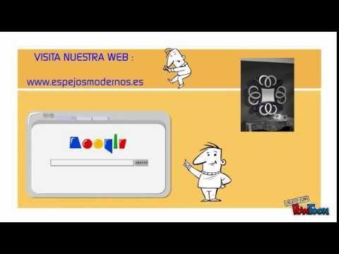 ESPEJOS MODERNOS - YouTube