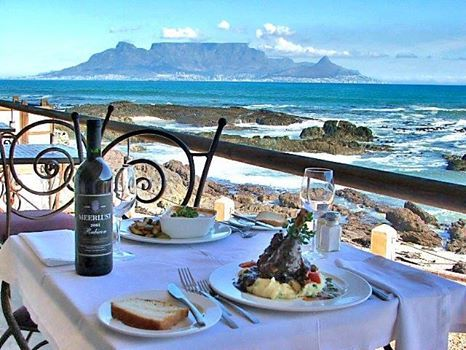 Knock his socks off by treating him to a 3 course lunch at On the Rocks! Totally awesome food, spectacular views plus so much more! And to think, all this is yours for only R300. http://ontherocks.co.za/