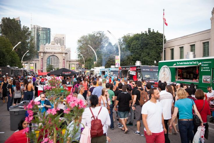 Food Friday   Food Truck Frenzy   Aug 28 to 30   Princes' Blvd: http://goo.gl/sEp0pT #food #foodie #CNE2015