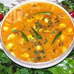 Foto recept: Thaise tom yum soep