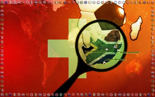 Switzerland National Football Team Logo HD Wallpaper