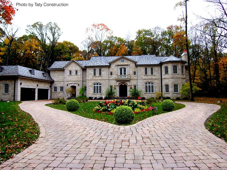 Do You Know All The Costs Of Driveway Paving Mansions