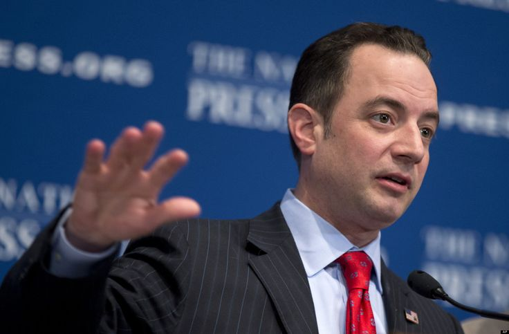 As President Barack Obama's administration continues to face the fallout from three separate political scandals, some conservatives have been quick to argue that presidential impeachment is a logical conclusion. Republican National Committee Chairman Reince Priebus urged restraint on Friday, however, telling Politico that Republicans should be careful not to jump the gun.