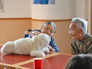 PARO Therapeutic Robot. 2009. Japan