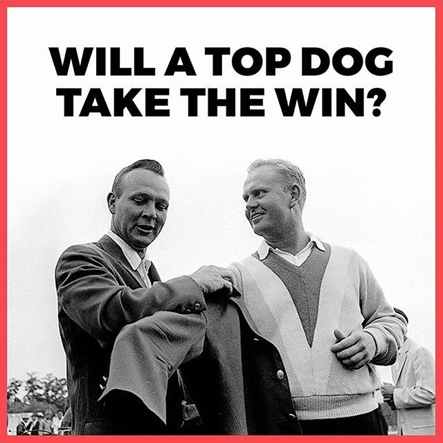 🔥 Who are you Backing? 🔥  Pick the Winner and the Score!  Go Here =>http://golfhard.club/masters . . . #golfhard #masters #greenjacket #golfstagram #golfswag #golfstyle #golf #golfing #instagolf #golfer #golflife #golfislife #whyilovethisgame