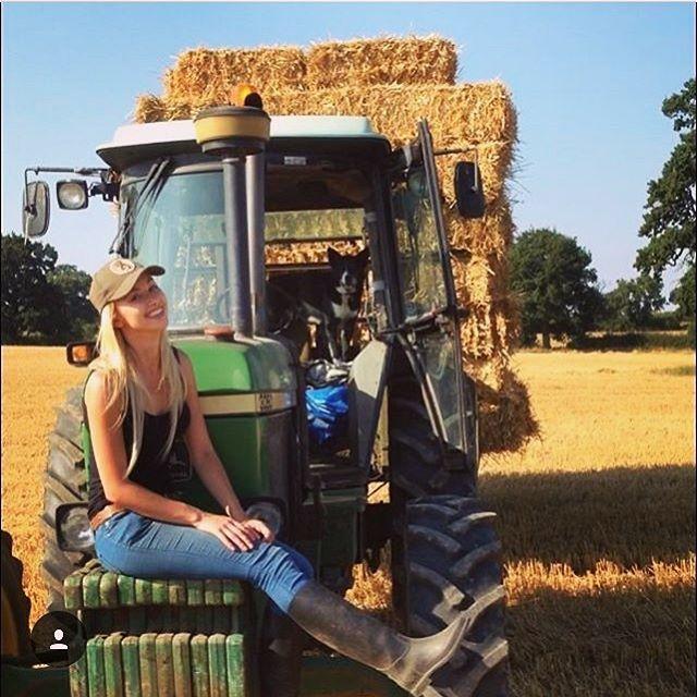 John Deere Girls : Best john deere girl images on pinterest tractor