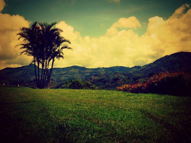 Las montañas de mi tierra #Antioquia #Paisa #AntioquiaFederal
