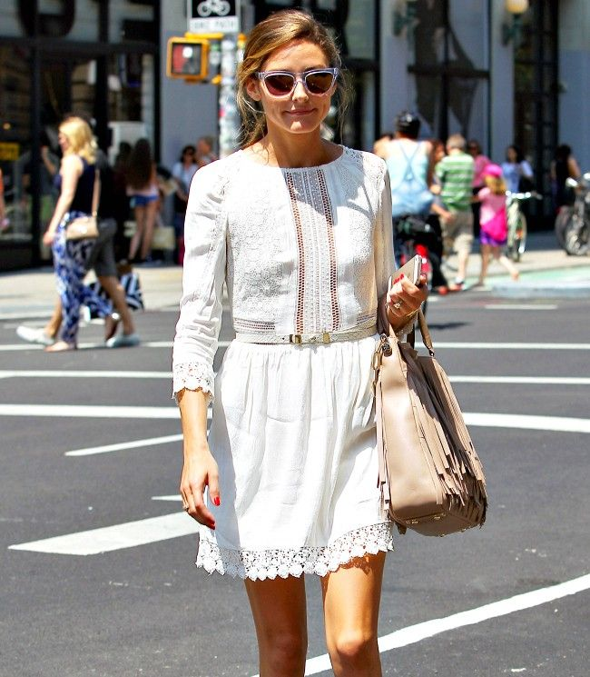 Τα Westward Leaning γυαλιά ηλίου της Olivia Palermo