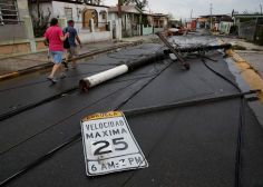 Donald Trump a une drôle de façon d'apporter son soutien à Porto Rico