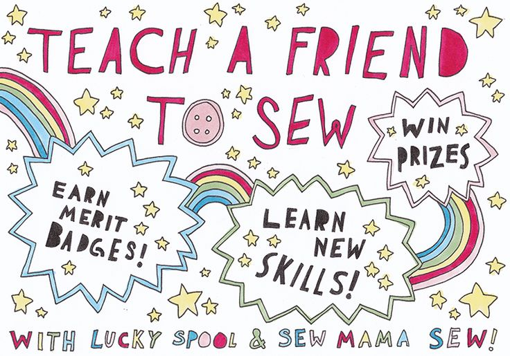 Great Books for Learning (or Teaching Someone Else) to Sew | Sew Mama Sew | Outstanding sewing, quilting, and needlework tutorials since 2005.