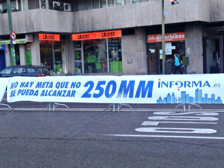 Patrocinamos la Carrera Solidaria Madrid Emprendedores