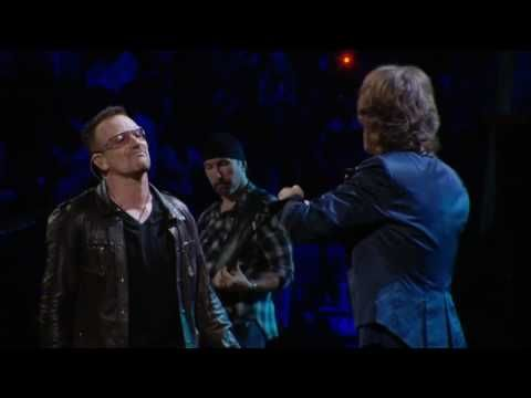 U2 w. Mick Jagger - Stuck in a Moment - Madison Square Garden, NYC - 2009/10/29&30. Classic concert