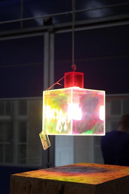 Acrylic Lamp
