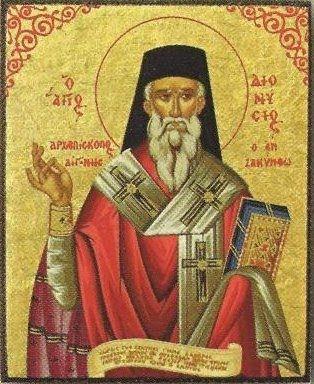 MYSTAGOGY: Saint Dionysios of Zakynthos (1)