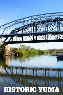Travel the World: A guide to Yuma Arizona's historic districts.
