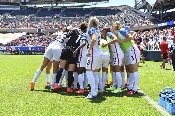 The U.S. Women's National Team begins its quest for gold at the 2016 Olympics in Brazil with a match against New Zealand on Wednesday, Aug. 3 at Mineirão Stadium in Belo Horizonte. Here are five things to know about the #USWNT heading into the Group G opener, which kicks off at 6 p.m. ET on NBCSN, NBC Universo and NBCOlympics.com.