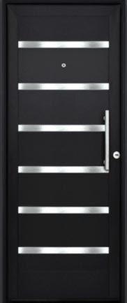 Las 25 mejores ideas sobre puertas de jard n de metal en for Estilos de puertas metalicas