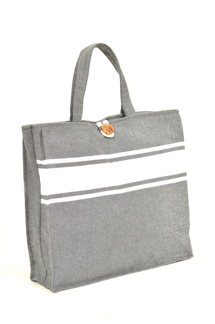 Tote Bag - SHELL SHORES TOTE BAG by VIDA VIDA vdflEk