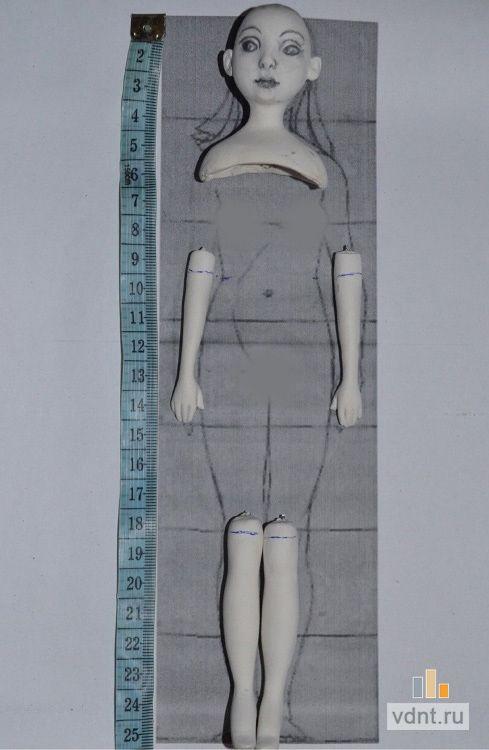 Лепка куклы-болтушки из полимерной глины (мастер-класс) | ВДНТ - лучшие работы мастеров рукоделия