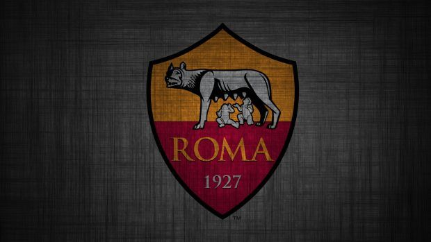 As Roma Logo Wallpaper Free Download With Images Logo Wallpaper Hd Football Logo Design Wallpaper Free Download