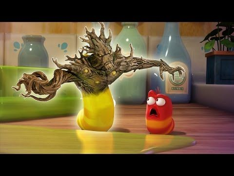 LARVA ❤️ The Best Funny cartoon 2017 HD ► La GUARDIAN OF YELLOW ❤️ The newest compilation 2017 ♪♪ PA - YouTube