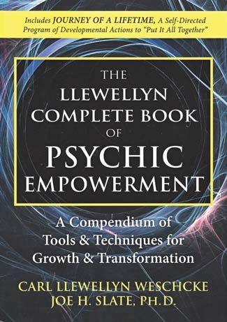 Psychic empowerment is a continuous process of growth and self-discovery. When we are psychically empowered, we become increasingly aware of the boundless power within ourselves and the unlimited possibilities and opportunities around us and beyond.  $29.95