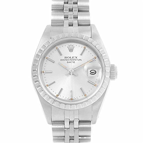 Rolex Date automatic-self-wind womens Watch 69240 (Certified Pre-owned) |