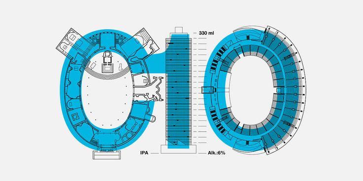 C10 Architect Beer — The Dieline - Branding & Packaging