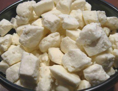 Cheddar Cheese Curds.....can I make this? I love them when I had 'em at my aunt's home in Wisconsin...