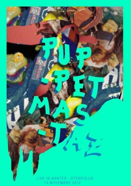 #Puppetmastaz #appellemoipapa #poster #serigraphie #artstore #sergeantpaper #artprint Serigraphie 4 couleurs sur papier ArcoPrint Edizioni 300 gr 45.5x64.5 cm   Edition limitée à 18 ex Numérotée, signée et gaufrée