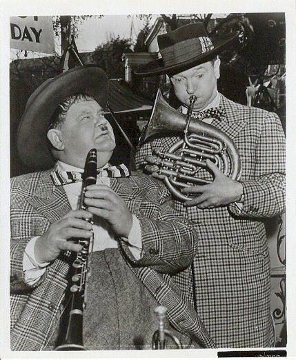 Laurel & Hardy