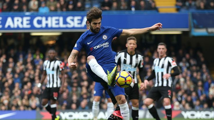 Cesc Fabregas: The top clubs are all waiting for Man City to slip up #News #CescFabregas #Chelsea #Football #ManCity