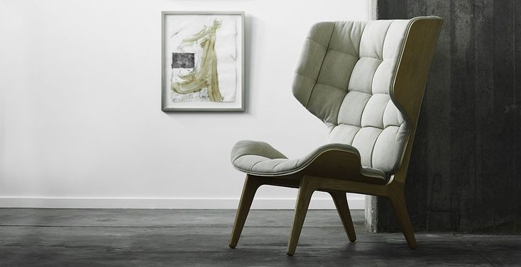 Mammoth Armchair by Knut Bendik Humlevik and Rune Krøjgaard: Www Norr11 Com