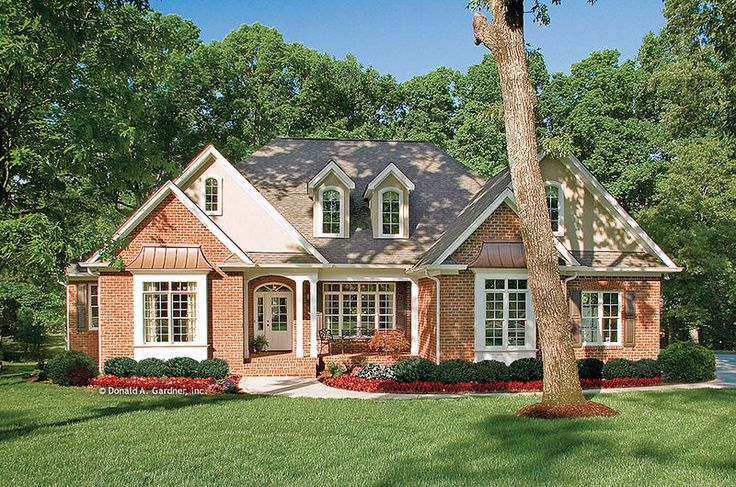 100+ Best Images About One-Story Home Plans On Pinterest