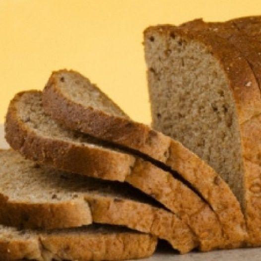 Receita de Pão Integral sem Glúten