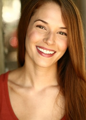 Amanda Righetti, although she's not a true redhead, i always love her haircolor!!
