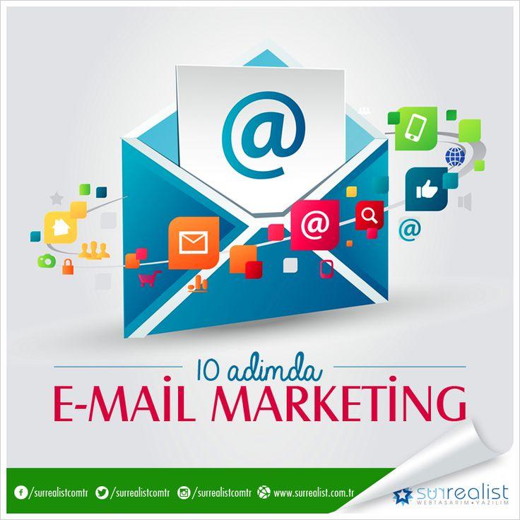 Hayırlı Cumalar! 10 Adımda E-Mail Pazarlama Yöntemlerini Öğrenmek İster Misiniz? Detaylar: http://www.surrealistwebtasarim.com/2015/10/10-maddede-e-mail-marketing-stratejileri.html  #e-mail #mail #marketing #web #webmarketing #toplumail #pazarlama #seo #alanya #nasilyapilir