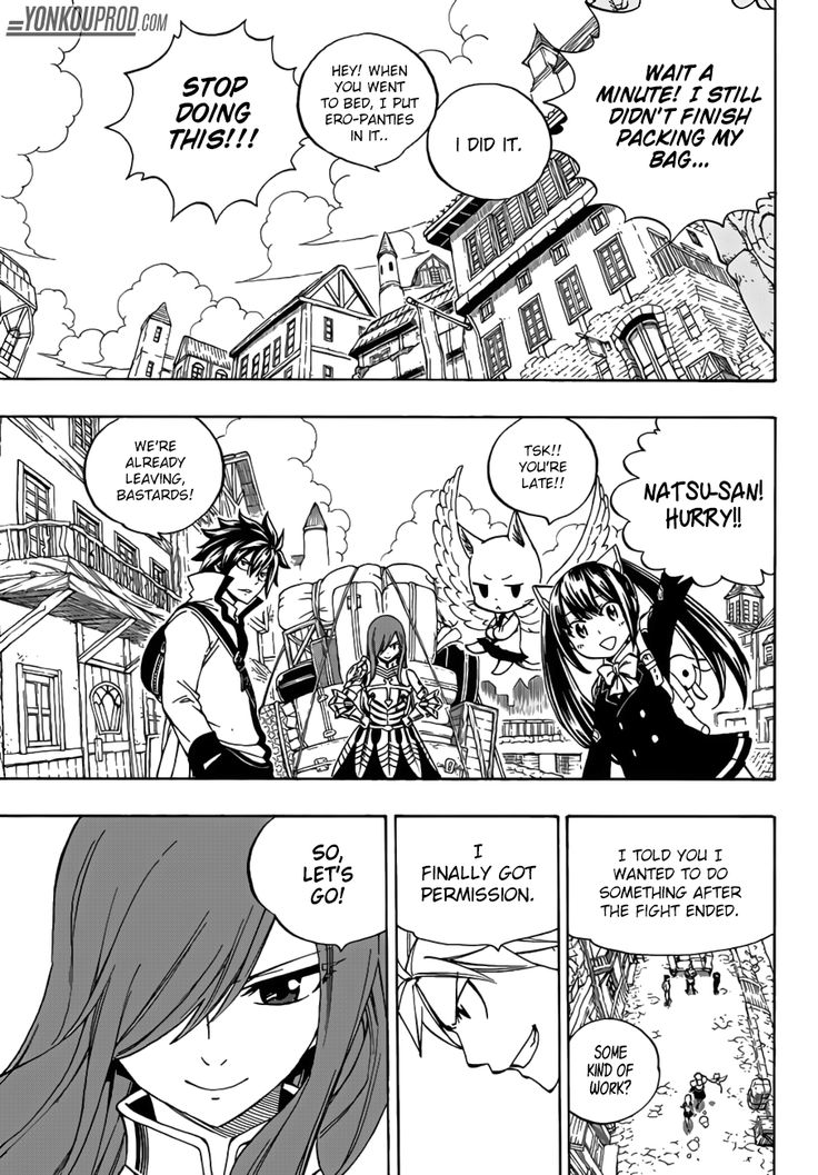 Fairy Tail Chapter 545 – Read Fairy Tail Manga Online