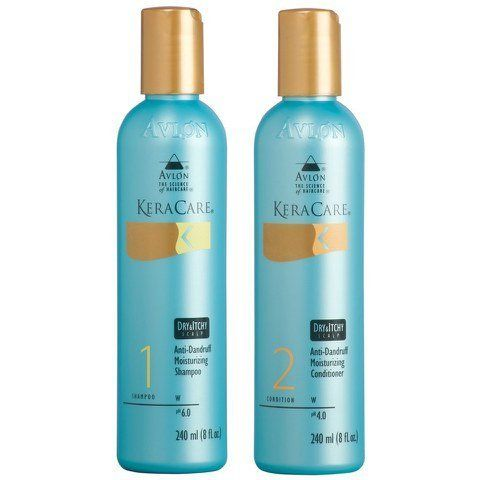 Avlon Keracare Dry And Itchy Scalp Shampoo And Conditioner ** undefined #ShampooandConditionerSets