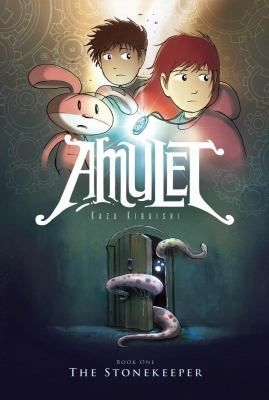 Cover of the comic Amulet Vol. 1