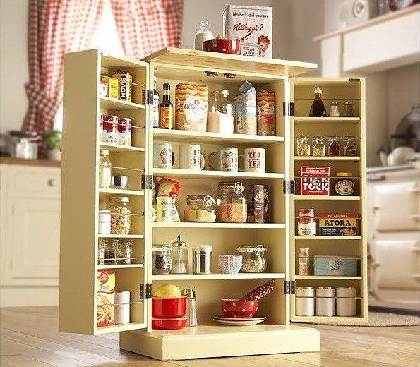 17 Best ideas about Freestanding Pantry Cabinet on Pinterest ...
