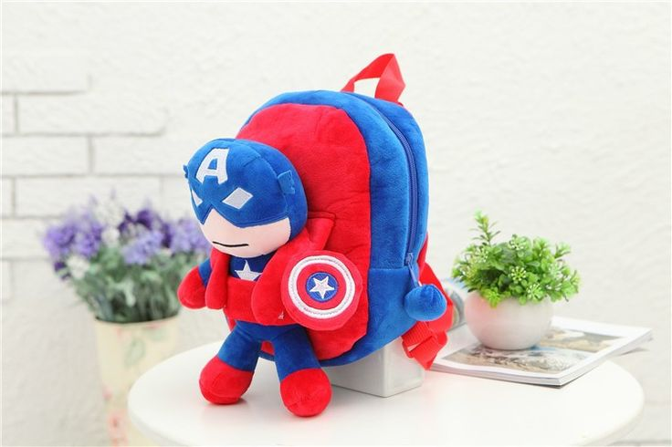 A small but super cute backpack with removable toy made of the plush material you love. Fashionable, light-weight, soft and colorful Have enough space for children's things, like toys, foods, fruits,