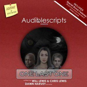Theatre of the mind.  Werewolves and vampires - who will survive?  A very different audio experience.