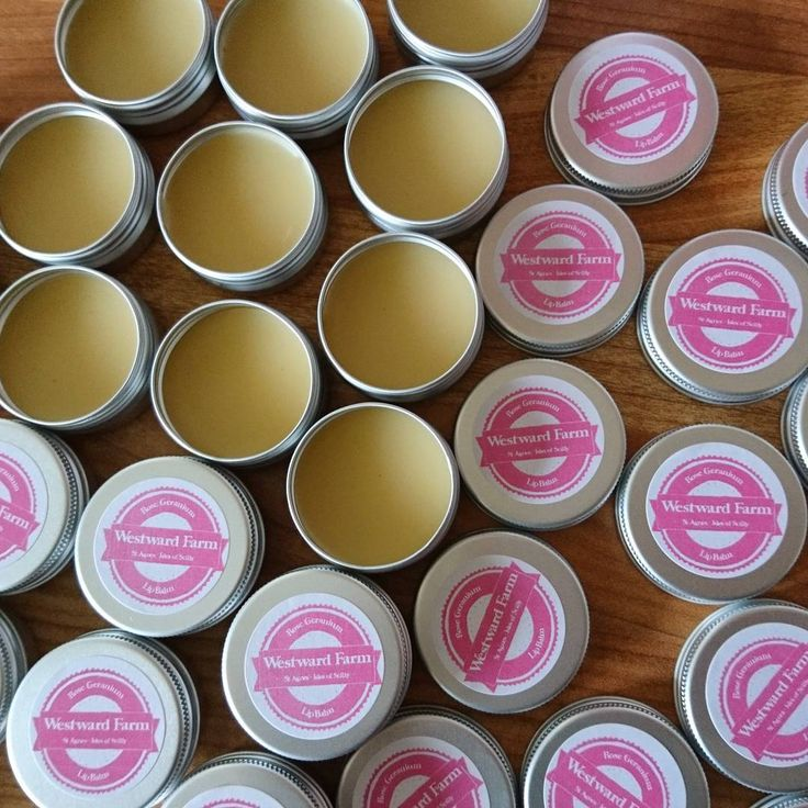 """Natural rose and geranium lip balm- Westward Farm (@westward_farm) on Instagram: """"Westward Farm lip balm! Made with our own beeswax and rose geranium oil... So good! #lipbalm…"""""""