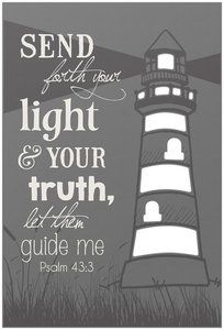 Buy Stencil Wall Art: Send Forth Your Light, Psalm 43:3 ...